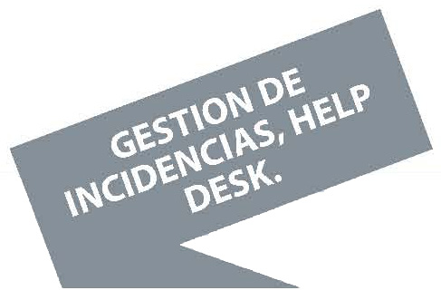 SOPORTE INFORMATICO gestion de incidencias HELP DESK
